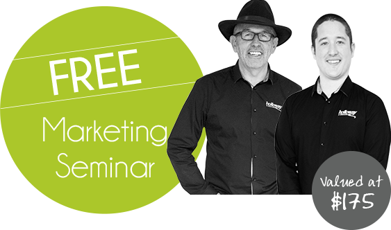 FREE Marketing Seminar