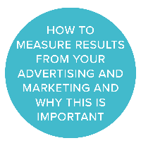 Measure results from your advertising