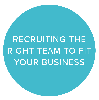 Recruiting the right team to fit your business